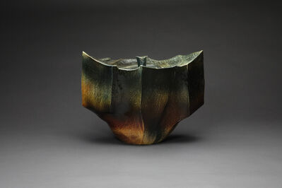 "Ohi Toshio, 'Ceremonial Vessel ""Sonsu"" (Reverence)', 2018"