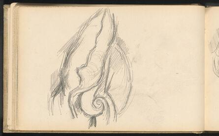 Paul Cézanne, 'Cushion of an Armchair', 1886/1889