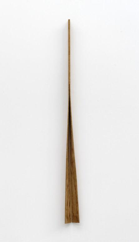 Eske Rex, 'Unfolded Plank', 2015