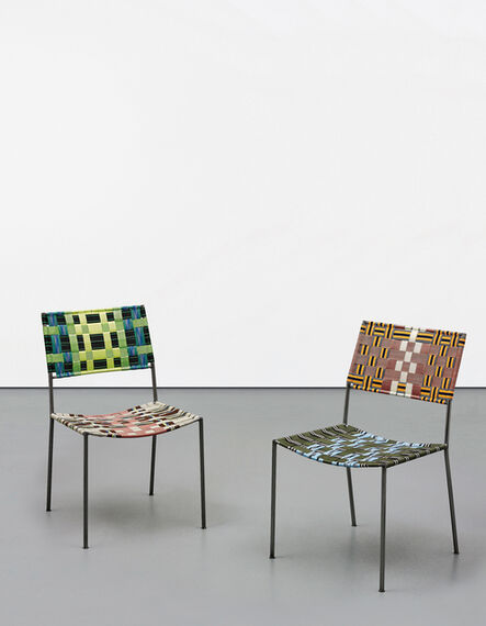 Franz West, 'Two works: Onkel Stuhl (Uncle Chair)', 2003