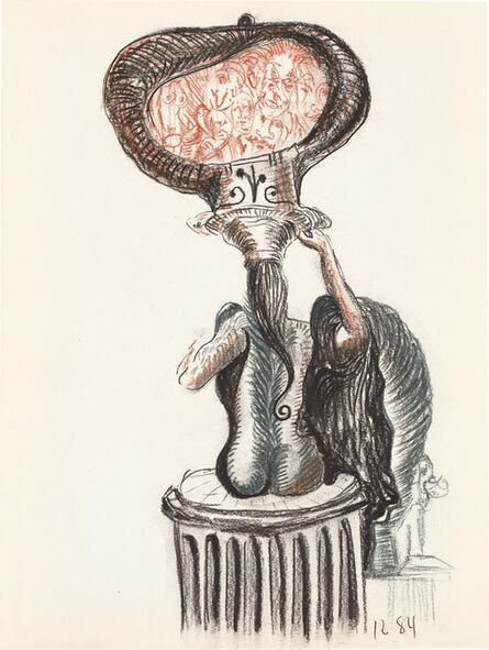 George Condo, 'Untitled', 1984