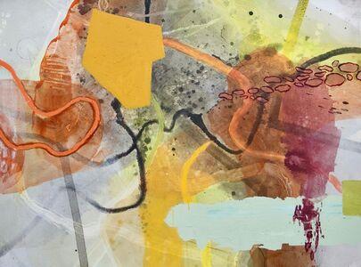 Allison Stewart, 'Now River Now Road #5', 2019