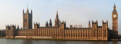 Charles Barry and Augustus Welby Northmore Pugin, 'Houses of Parliament', 1836-1860