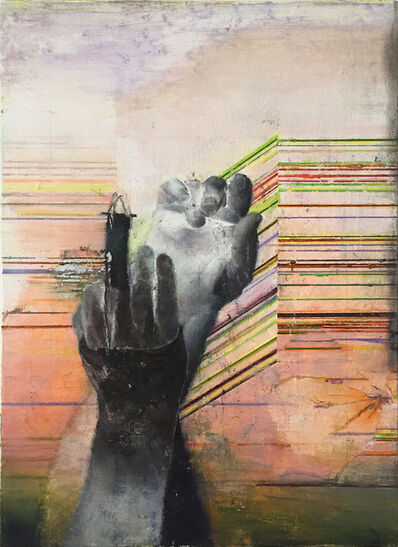 Justin Mortimer, 'Kult XI', 2016