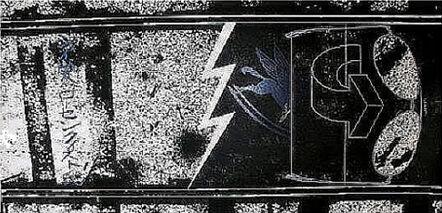 James Rosenquist, 'Rails', 1976