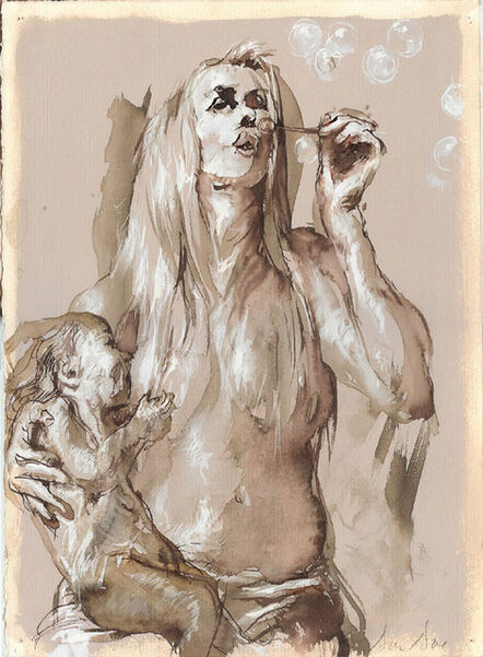 Don Doe, 'New Mother No. 19', 2006