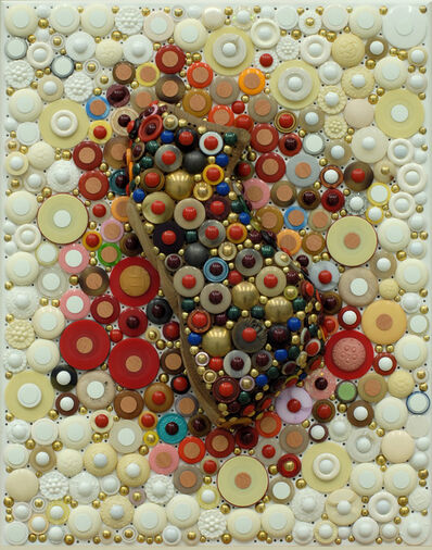 Daniel Verbis, 'Geography Heart # 5', 2010