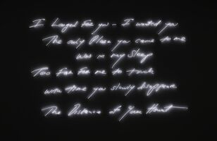 Tracey Emin, 'I Longed For You', 2019