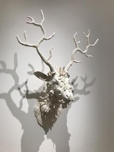 Yonetani Ken + Julia, 'Dysbiotica-Deer', 2020