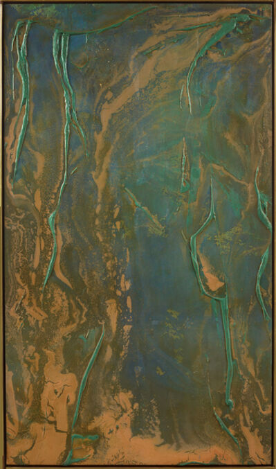 Walter Darby Bannard, 'Dakota Run', 1976