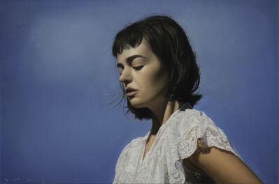 Yigal Ozeri, 'untitled (Olya)', 2017
