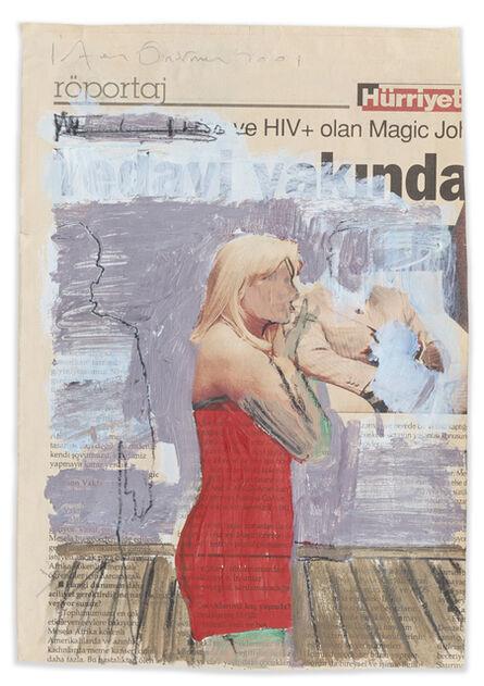 Irfan Önürmen, 'Newspaper Series 10', 2000-2002