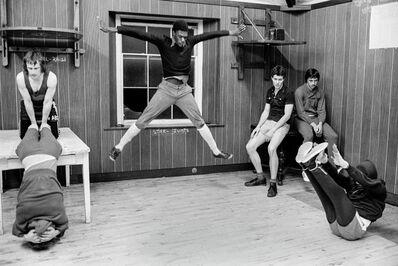 Chris Steele Perkins, 'Sports Club, Wolverhampton', 1978