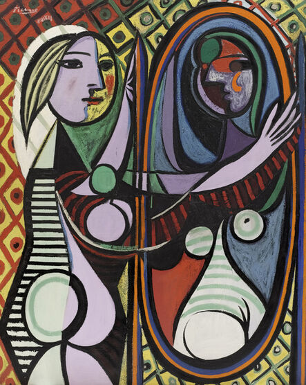 Pablo Picasso, 'Girl before a Mirror', 1932