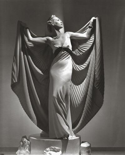 Horst P. Horst, 'Helen Bennett, Cape', 1936