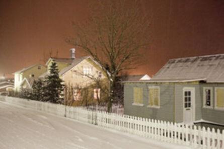 Maroesjka Lavigne, 'Orange Night, Grundarfjörður', 2012