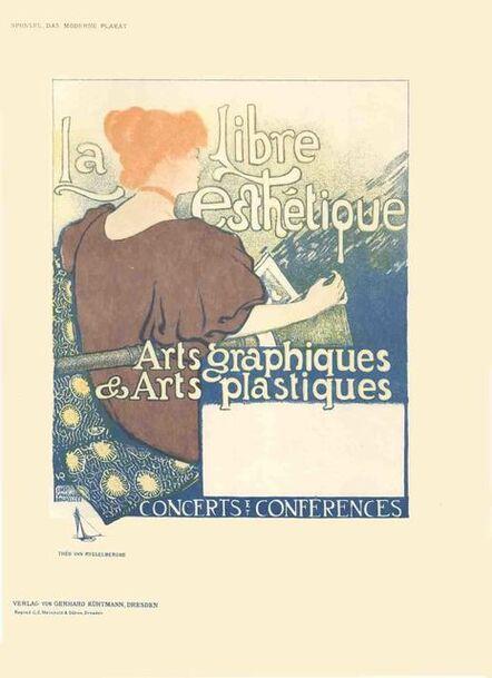 Théo van Rysselberghe, 'Theo van Rysselberghe - La Libre Esthetique - 1897', 1897