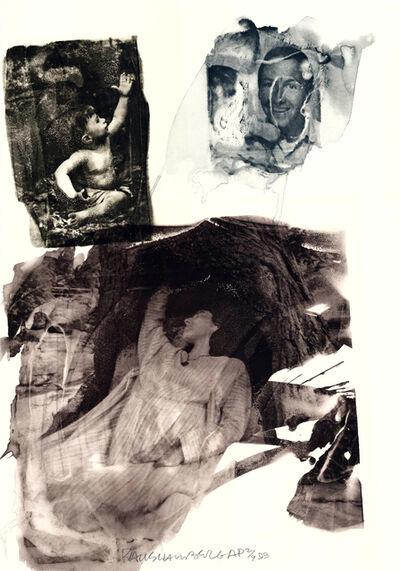 Robert Rauschenberg, 'Topher', 1999