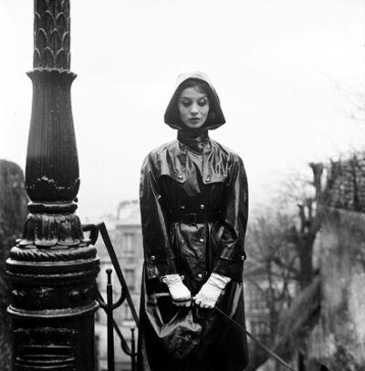 Georges Dambier, 'Karen Blanguernon, Elle, 2 fevrier 1959', 1959