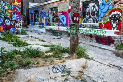 Jack Hayhow, 'Art Alley', 2017-2020