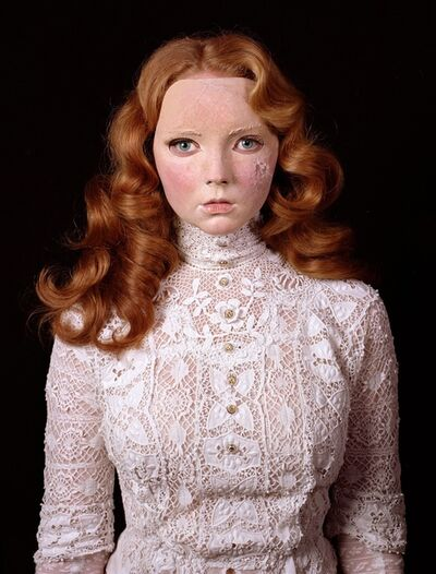 Gillian Wearing, 'Lily Cole', 2009