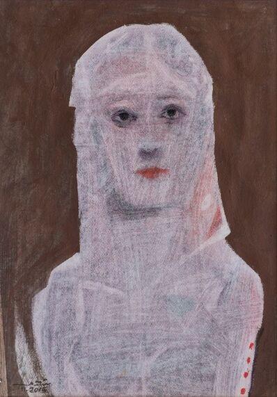 Edwar Shahda, ' Face 1', 2015