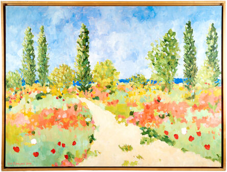 Lane Palmisano, 'Summer Landscape', ca. 2000