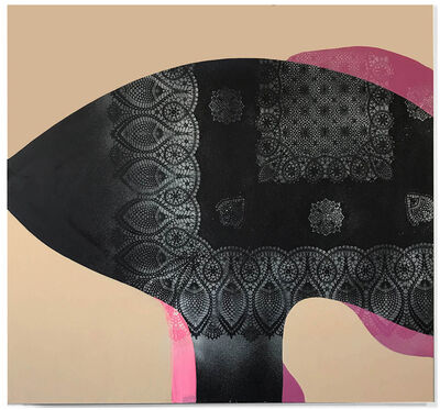 Marcy Rosenblat, 'Space Liner', 2020