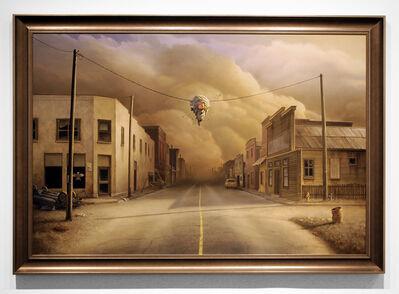 Michael Whelan (b. 1950), 'Harbinger', 2015