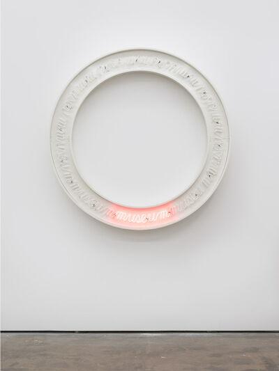 Timm Ulrichs, 'Den neun Musen', 2013