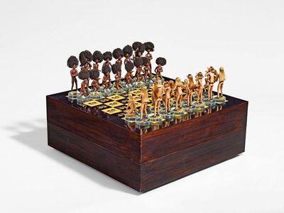 Jake & Dinos Chapman, 'Chess set', 2003