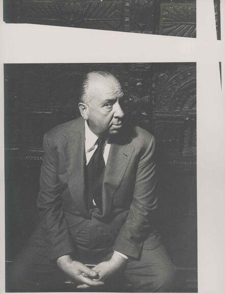Norman Parkinson, 'Sir Alfred Hitchcock', London 1956