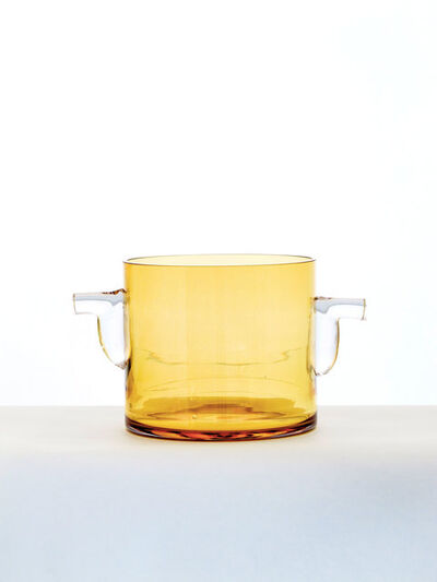 Eric Schmitt, 'Amber Handle Vase', 2010