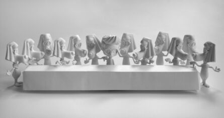 Walterio Iraheta, 'Last Supper', 2016