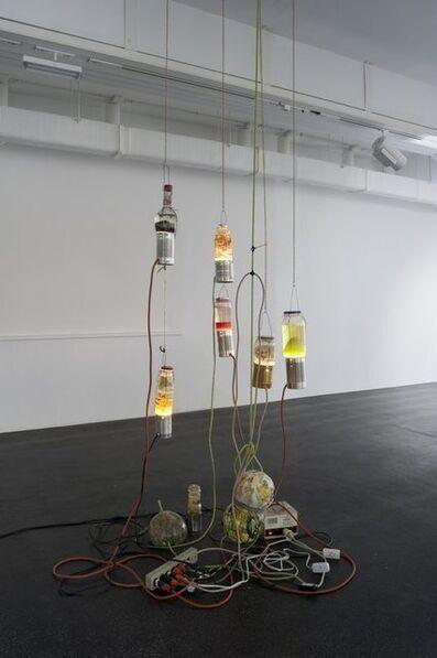 Catharine Czudej, 'Lamps', 2014