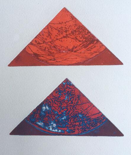 Terry Haass, 'Kaléidoscope 1', 1972