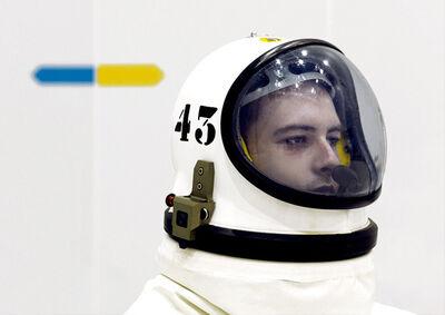 Vincent Fournier, 'Ergol #6, S1B clean room, Arianespace, Guiana Space Center [CGS], Kourou, French Guiana, 2011.', 2011