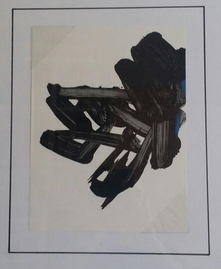 Pierre Soulages, 'L17, 1964 - Original lithograph', 1964