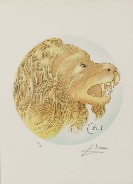 Salvador Dalí, 'Leo', 1978