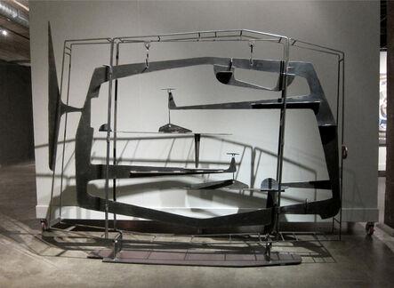 John-Paul Philippe, 'Screen', 2010