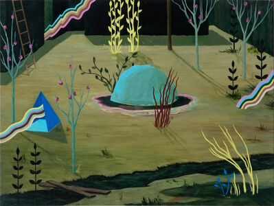 Rebecca Chaperon, 'The Source', 2014