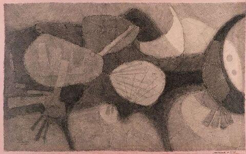 Rodolfo Abularach, 'Untitled', 1958