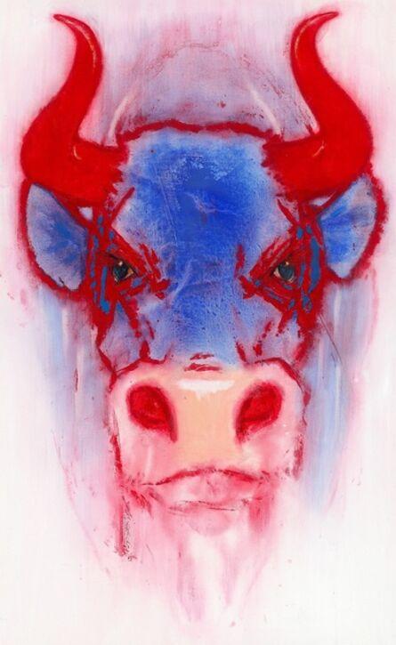 Sun Lin 林順雄, 'Chinese zodiac : Buffalo ', 2019