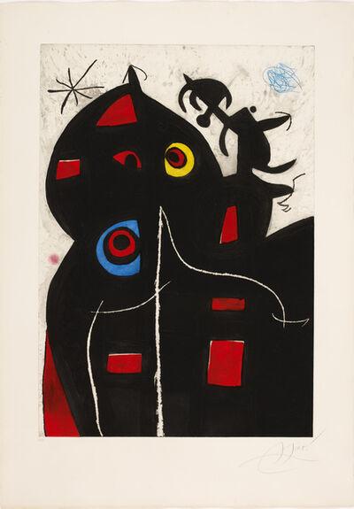 Joan Miró, 'Pantagruel', 1987