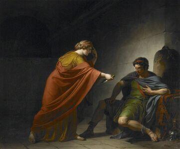 François-André Vincent, 'Arria and Paetus', 1784