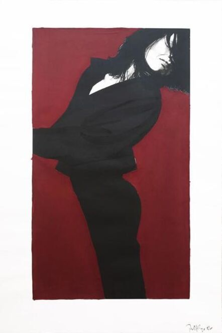 Robert Longo, 'Gretchen', 1982