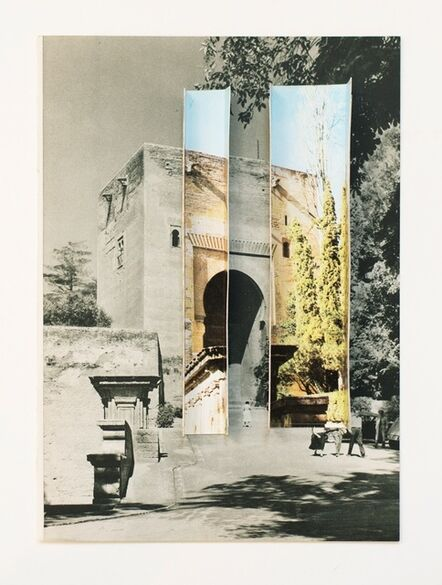 Abigail Reynolds, '»Gate of justice 1971 / 1960« ', 2015