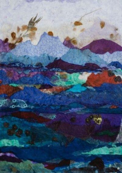 Leslie Printis, 'Sky Water Land II'
