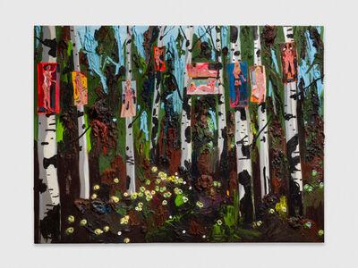 Kim Dorland, 'Clearing', 2009