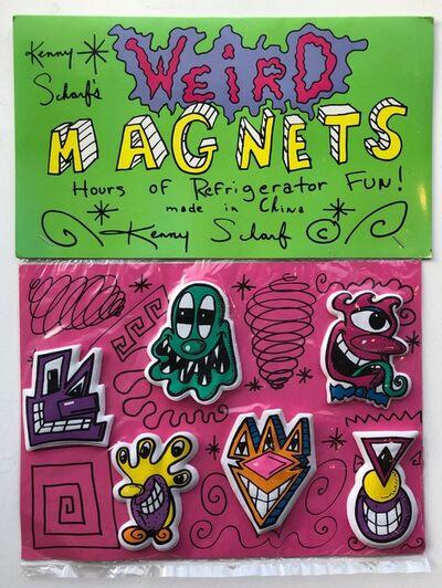 Kenny Scharf, 'Weird Magnets', 1996